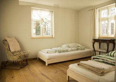 Naturhaus Zimmer Doppelzimmer