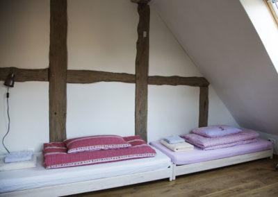 Naturhaus Schorfheide Zimmer