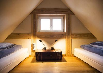 Naturhaus Doppelzimmer